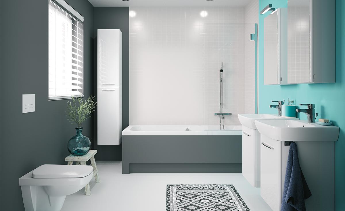 5 low budgettips voor een goedkope badkamer - Inspiratie - Saniweb.nl