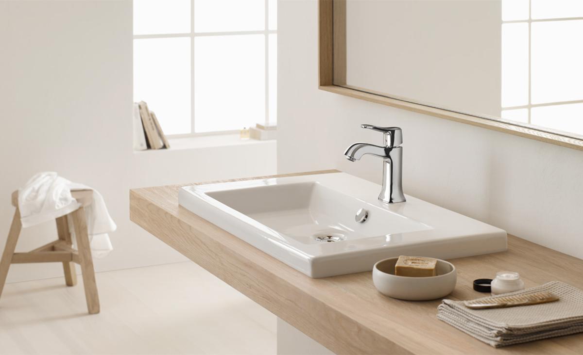 Landelijke Kranen Badkamer : Landelijke badkamer inspiratie saniweb