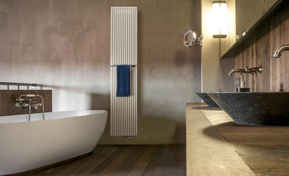 Natuurlijke kleuren in de badkamer - Inspiratie - Saniweb.nl