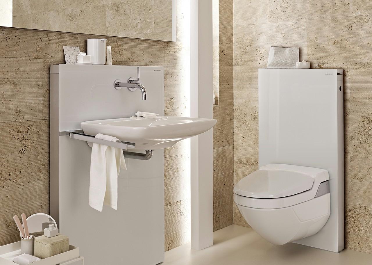 Geberit Hangend Toilet : Geberit saniweb