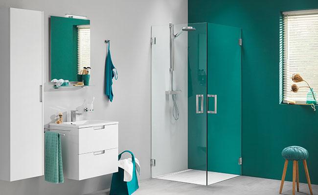 Badkamermeubels voor de kleine badkamer inspiratie saniweb.nl