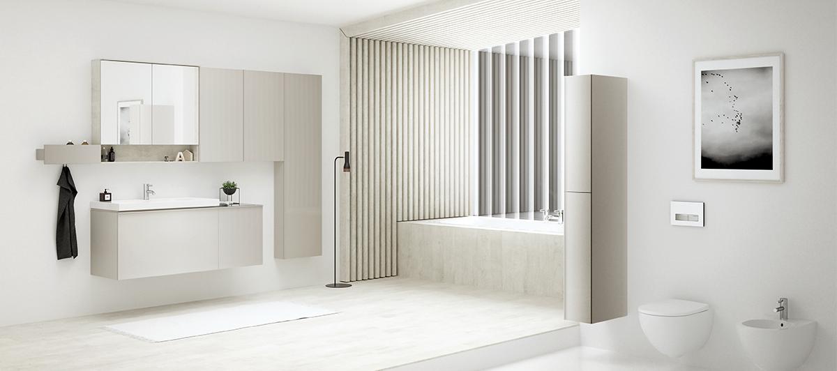 Witte badkamers - Inspiratie - Saniweb.nl