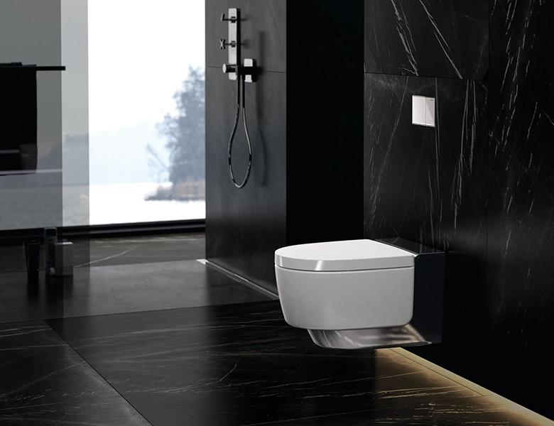 Zwarte badkamers: chique en stijlvol - Inspiratie - Saniweb.nl